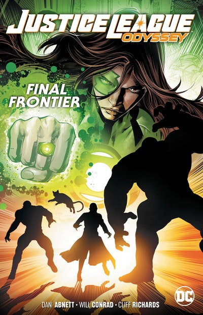 Justice League Odyssey Vol. 3 Final Frontier