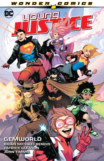 Young Justice Vol. 1: Gemworld