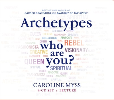 Archetypes by Caroline Myss - Penguin Books New Zealand