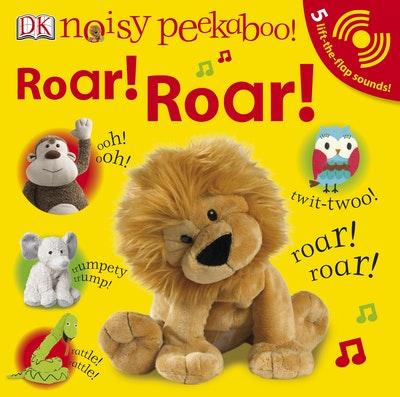 Roar! Roar! Noisy Peekaboo!