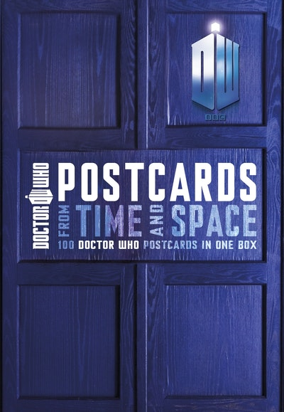 Doctor Who~ Postcards From Time And Space