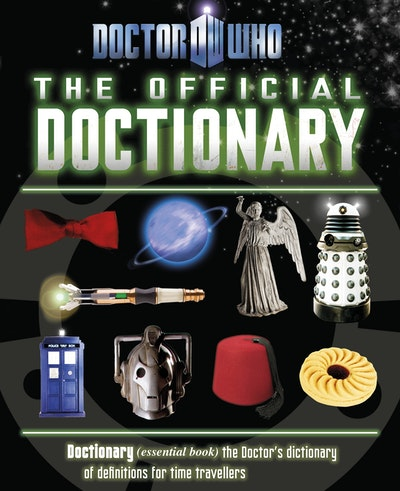 Doctor Who~ The Official Doctionary