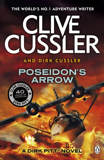 Poseidon's Arrow: A Dirk Pitt Novel