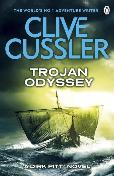 Trojan Odyssey: A Dirk Pitt Novel