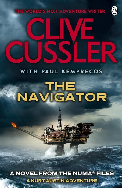 The Navigator: A Novel from the NUMA Files