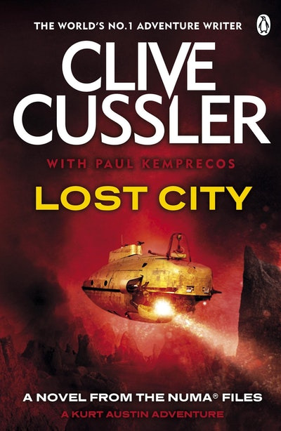 Lost City: A Novel from the NUMA Files