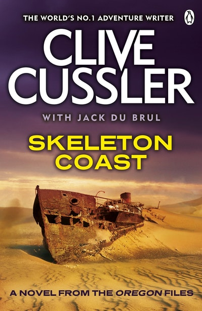 Skeleton Coast: A Novel from the Oregon Files
