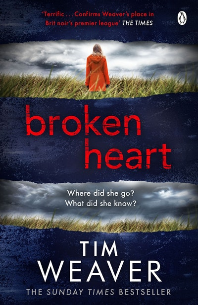 Broken Heart: David Raker Book 7