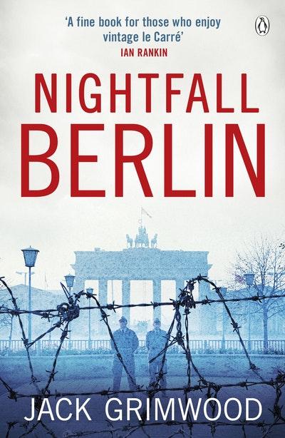 Nightfall Berlin