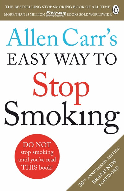 Allen Carr's Easy Way To Stop Smoking~ Revised Edition