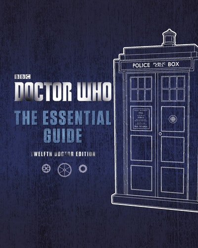 Doctor Who~ The Essential Guide