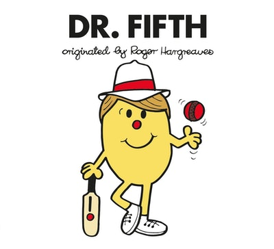 Doctor Who: Dr. Fifth (Roger Hargreaves)