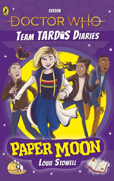Doctor Who: Paper Moon