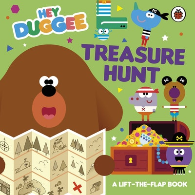 Hey Duggee: Treasure Hunt