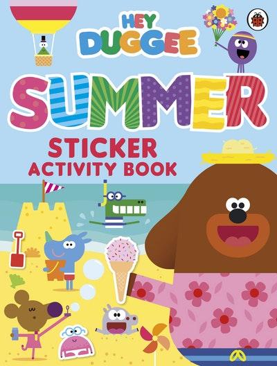 Hey Duggee: Summer Sticker Activity Book