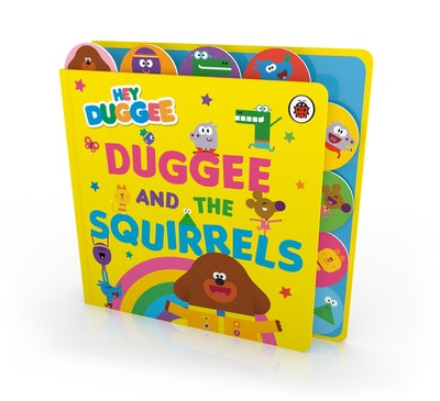Hey Duggee: Duggee and the Squirrels