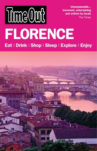 Time Out Florence 7th edition
