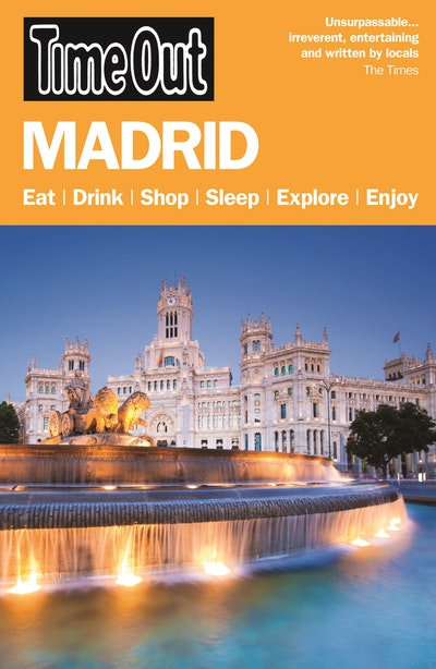 Time Out Madrid 9th edition