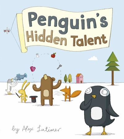 Penguin's Hidden Talent