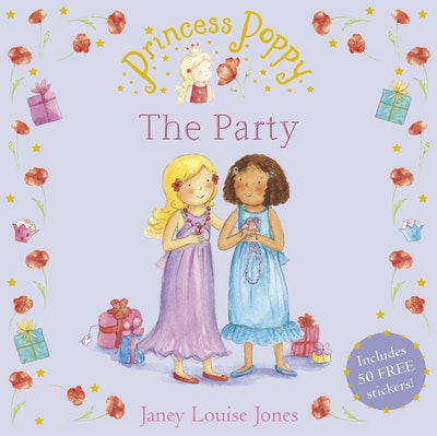 Princess Poppy: The Party