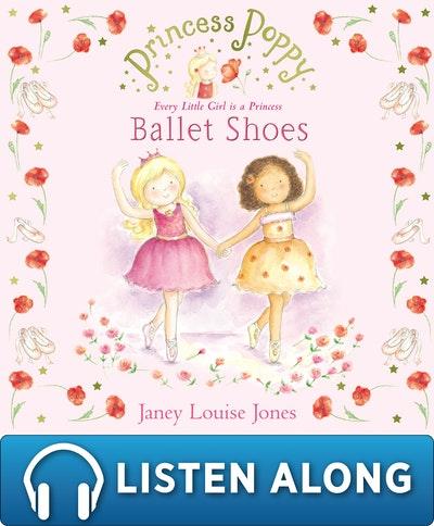 Princess Poppy: Ballet Shoes