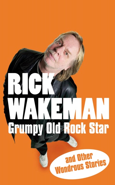 Grumpy Old Rock Star