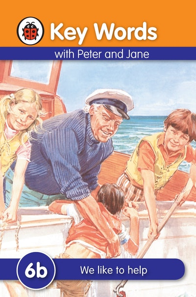 Ladybird Key Words With Peter And Jane~ 6b~ We Like To Help