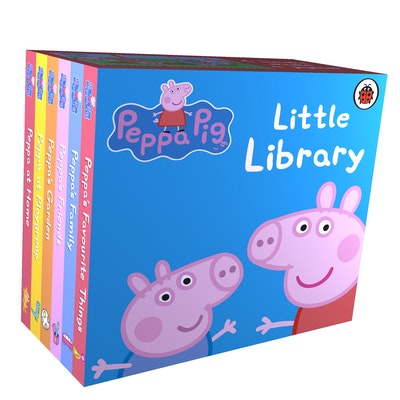 Peppa Pig~ Little Library