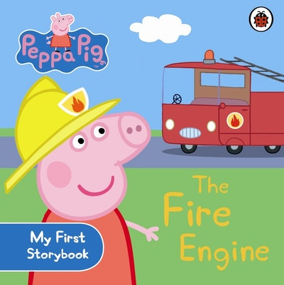 Peppa Pig~ The Fire Engine