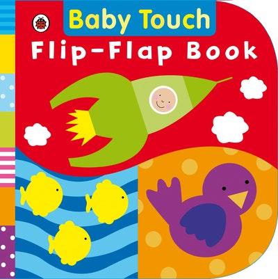 Ladybird Baby Touch~ Flip-Flap Book