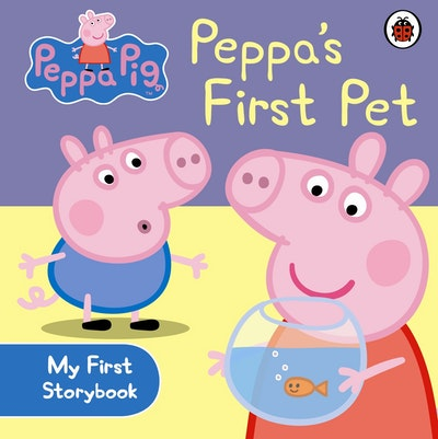 Peppa Pig~ Peppa's First Pet