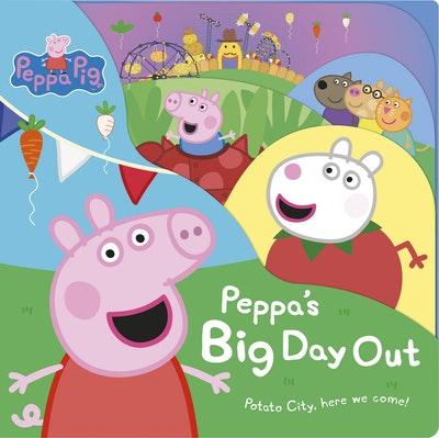 Peppa Pig~ Peppa's Big Day Out