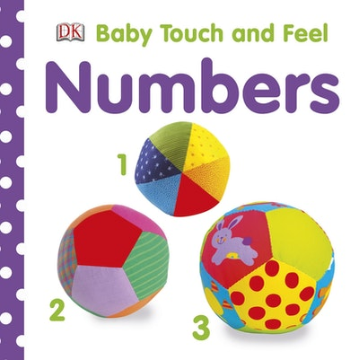 Baby Touch And Feel~ Numbers