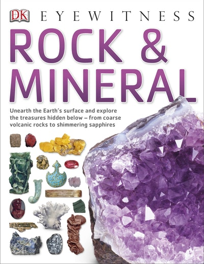 Dk Eyewitness~ Rock And Mineral