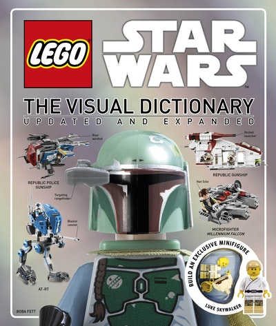 Lego® Star Wars~ The Visual Dictionary
