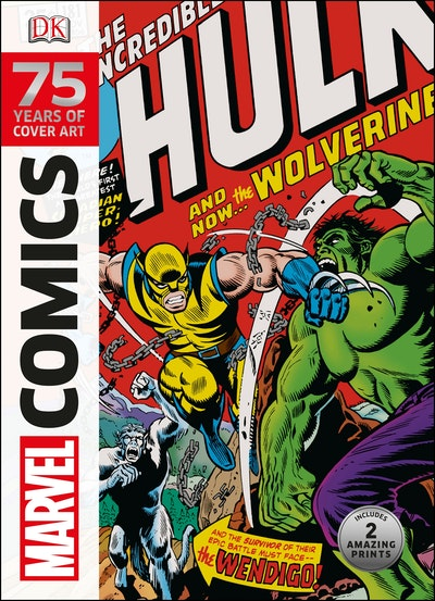 Marvel Comics~ 75 Years Of Cover Art