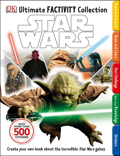 Star Wars~ Ultimate Factivity Collection