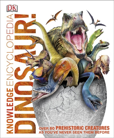 Knowledge Encyclopedia Dinosaurs!