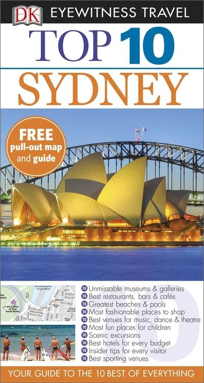 Sydney: Eyewitness Top 10 Travel Guide