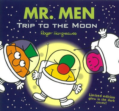 Mr Men and Little Miss: Mr Men and the Trip to the Moon