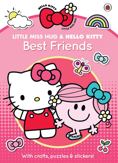 Mr Men and Little Miss: Little Miss Hug and Hello Kitty Sticker Book
