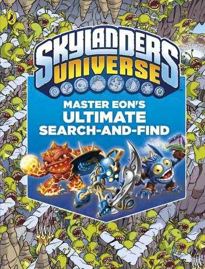 Skylanders Universe: Master Eon's Ultimate Search-And-Find