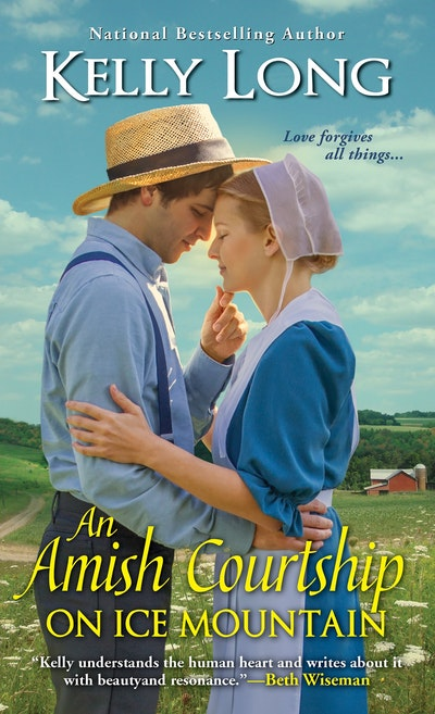 An Amish Courtship On Ice Mountain
