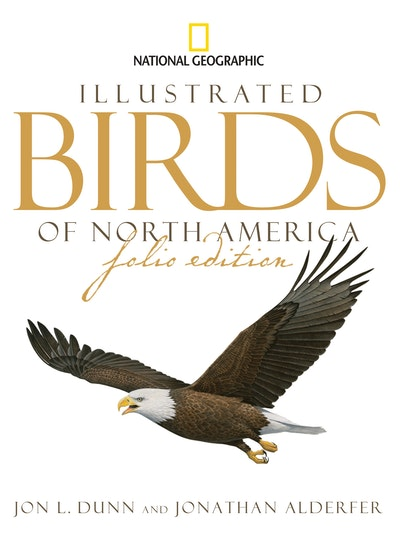 National Geographic Illustrated Birds Of North America, Folio Edi