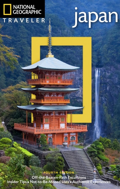 National Geographic Traveler Japan, 4th Edition