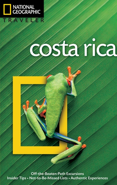 National Geographic Traveler Costa Rica, 4th Edition