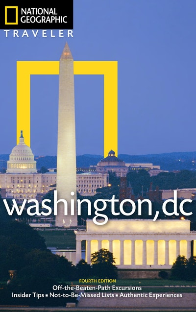 National Geographic Traveler Washington, Dc, 5th Edition