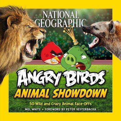 National Geographic Angry Birds Animal Showdown