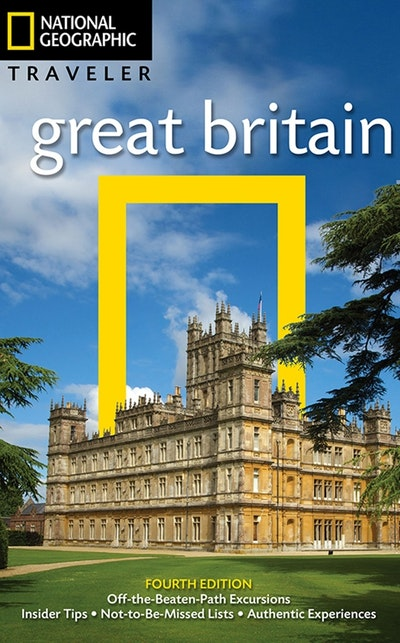 National Geographic Traveler Great Britain, 4th Edition