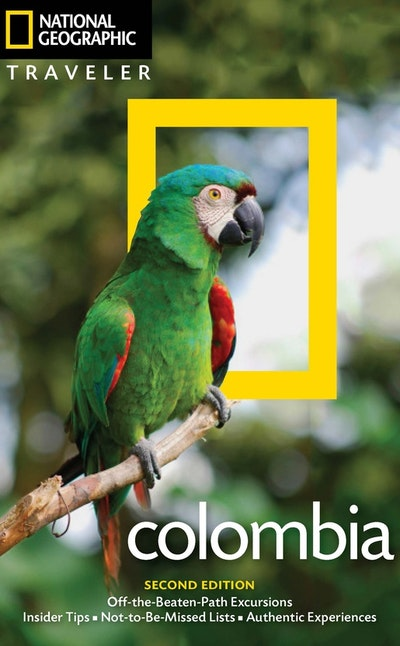National Geographic Traveler Colombia, 2nd Edition